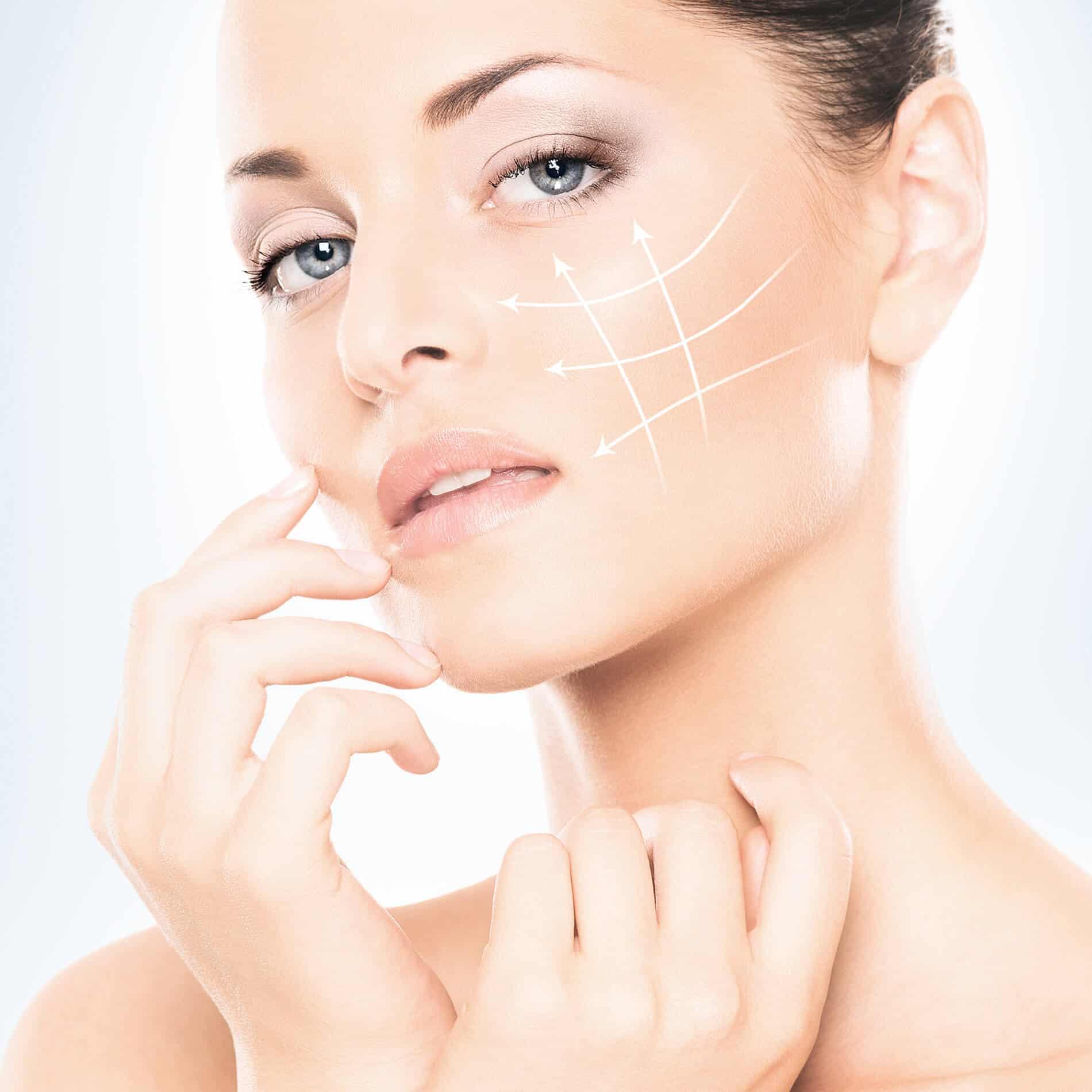 Servicios cosméticos de Medical Spa